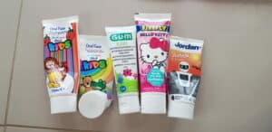 Children Toothpastes in Abu Dhabi