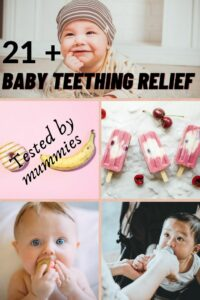 Best Teething Relief for babies