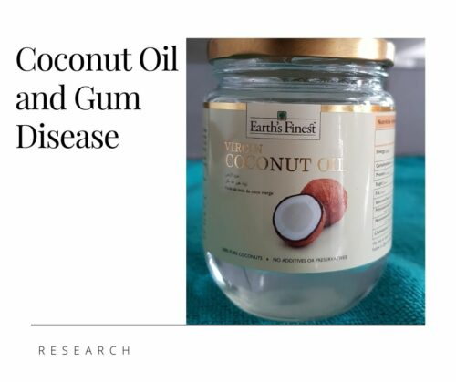 Coconut Oil and Gum disease