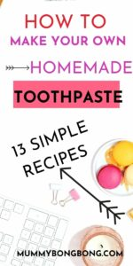 Best Homemade Toothpaste Recipes