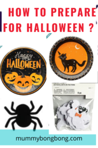 Halloween treats and gift ideas