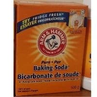 baking soda for toothpaste