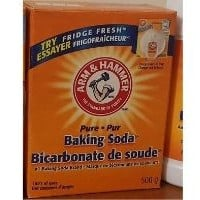 Can you brush with baking soda?