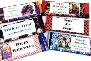 Halloween candies for children