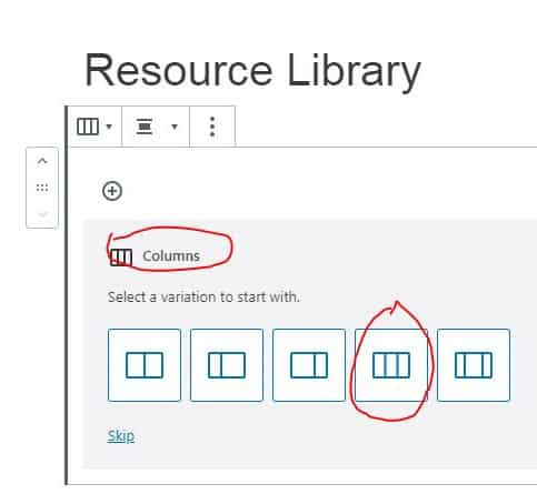 How To Set Up a Resource Library On Your Blog Easily