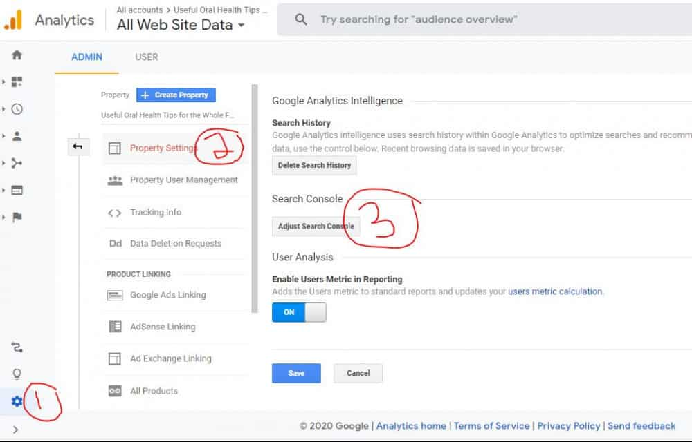 How to Submit to Google Search Console