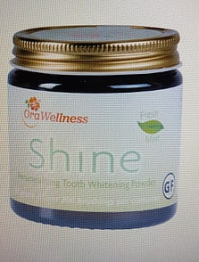 Review OraWellness Shine Remineralizing Tooth Whitening Powder