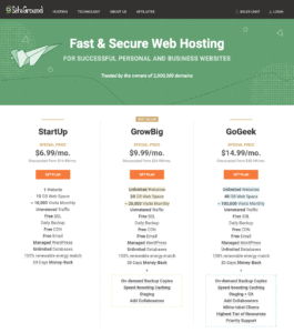 How To Host with SiteGround