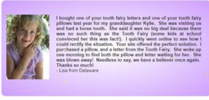 Tooth Fairy Ideas Kids