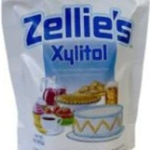 Xylitol in powder form